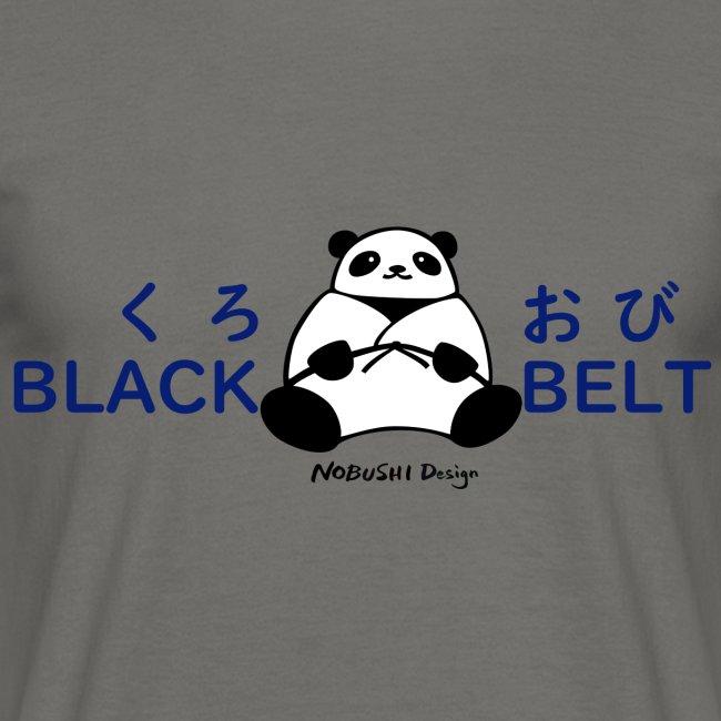 Black Belt Panda