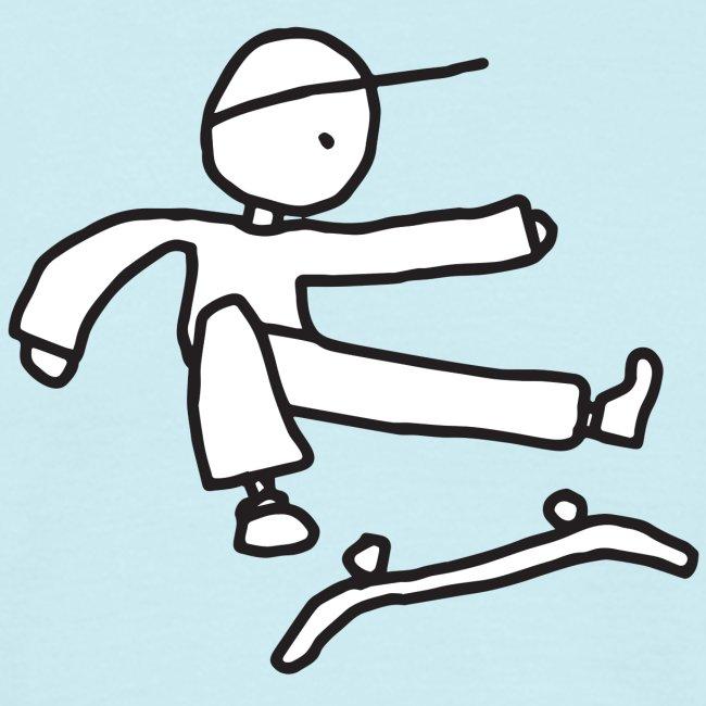 Kickflip Character