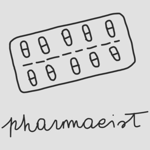 Pharmacist - Maglietta da uomo
