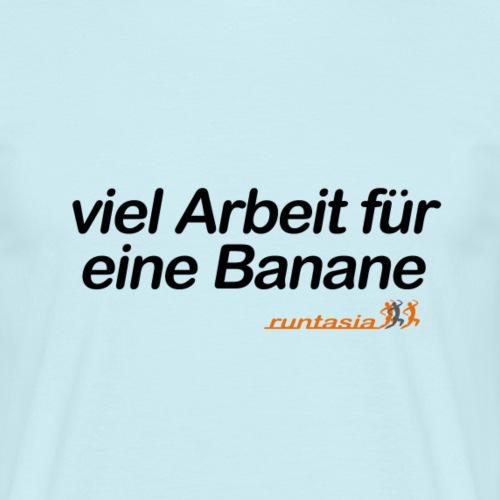 Banane - Männer T-Shirt