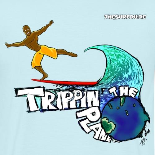 Trippingtheplanet_TSD - Männer T-Shirt