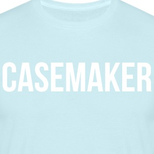 Case Maker - För Flight CaseBauer! - T-shirt herr