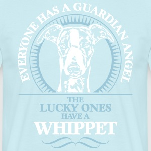 GUARDIAN ANGEL WHIPPET - T-skjorte for menn