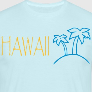 HAWAII - SIMPLE - Herre-T-shirt