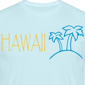 HAWAII - SIMPLE - Männer T-Shirt