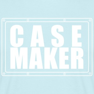 CaseMaker - Flight Case - T-shirt herr