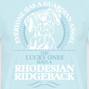 GUARDIAN ANGEL RHODESIAN RIDGE BACK - Men's T-Shirt