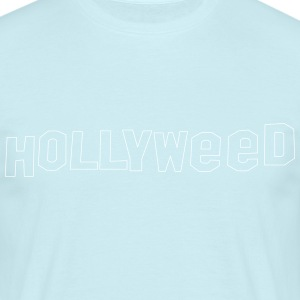 Hollyweed overhemd - Mannen T-shirt
