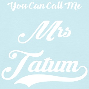 mrs tatum - Men's T-Shirt