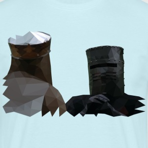 King Arthur and the Black Knight - Monty Python - Men's T-Shirt