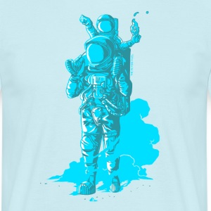 Onwards, Papa Space! - T-shirt Homme