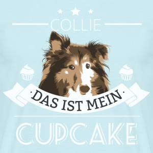 COLLIE Cupcake - T-shirt Homme