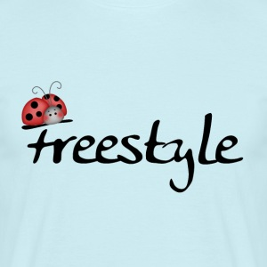 Bugslife freestyle - Mannen T-shirt