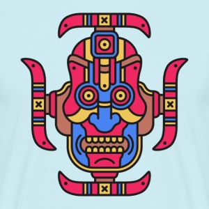 Totem tribal - T-shirt Homme