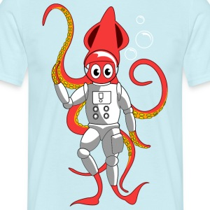 Squid Disguise - Men's T-Shirt
