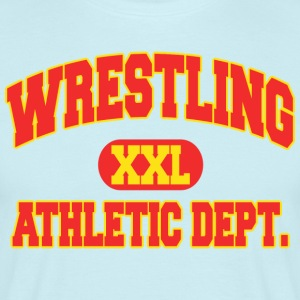 Wrestling Athletic Department - Men's T-Shirt