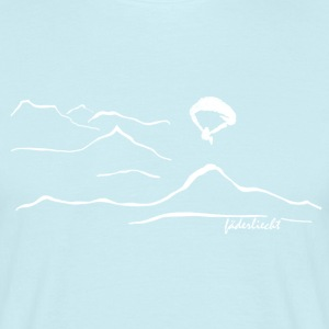 Panorama flight - Men's T-Shirt