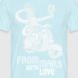 From mars with love - Men's T-Shirt