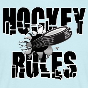 Hockey Rules - Men's T-Shirt