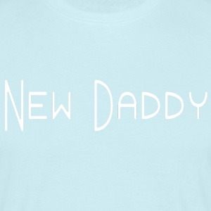 New Daddy - Männer T-Shirt