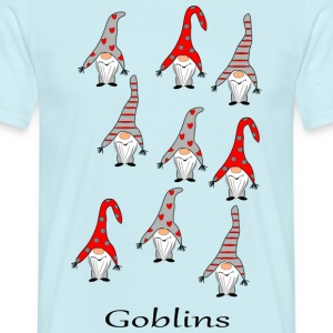 gnomes - T-shirt Homme