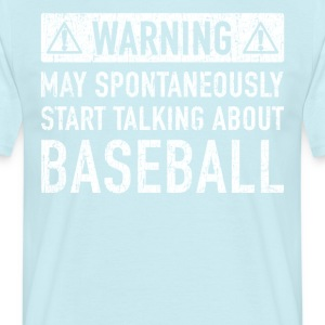 Original Baseball Gift: Order Here - Men's T-Shirt