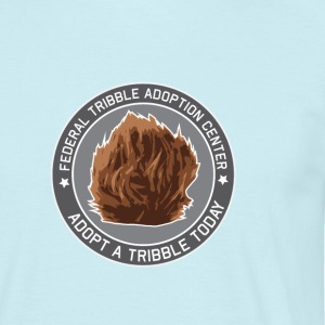 Tribble Antagande Center - T-shirt herr
