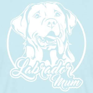 LABRADOR MUM - Men's T-Shirt