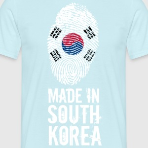 Made In South Korea / Südkorea / 대한민국, 大韓民國 - Männer T-Shirt