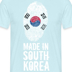 Made In South Korea / South Korea / 대한민국, 大韓民國 - Men's T-Shirt