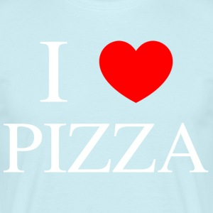 ILOVPIZZA - Men's T-Shirt