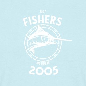 Present for fishers born in 2005 - Men's T-Shirt