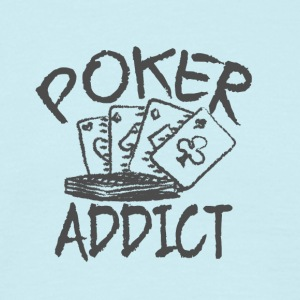 Poker addictif - T-shirt Homme