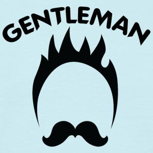 GENTLEMAN black - Men's T-Shirt