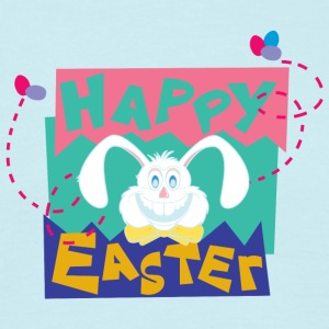 Easter Happy Easter Bunny - Männer T-Shirt