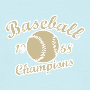 1968 BASEBALL CHAMPIONS 01 - Men's T-Shirt