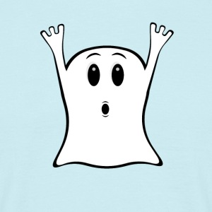 Friendly Ghost - Men's T-Shirt