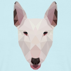 English Bull Terrier Artwork - Men's T-Shirt
