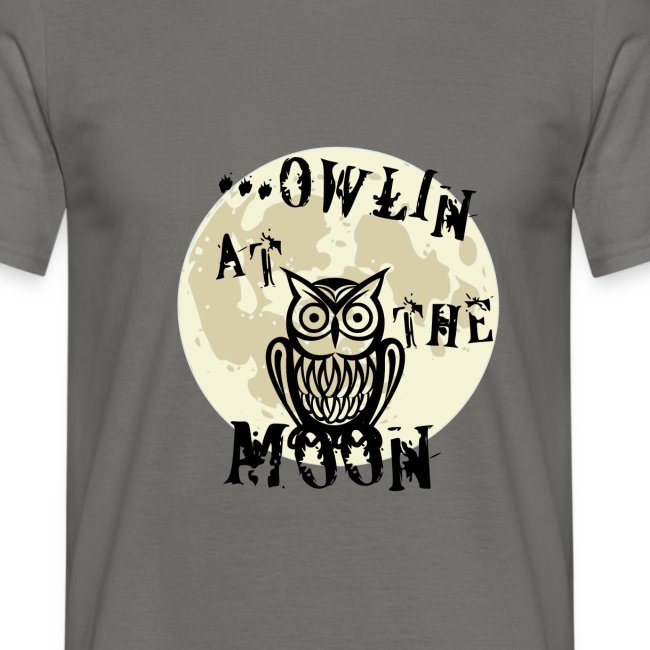 Owlin At The Moon
