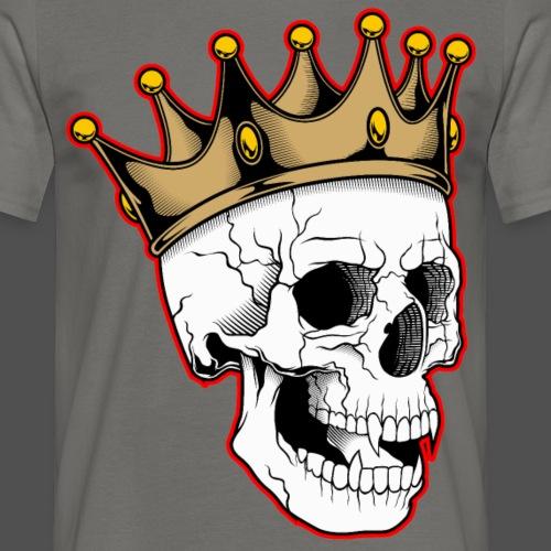 Mafia King - Männer T-Shirt