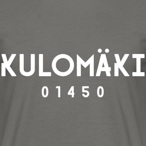 kulomäki_01450 - Miesten t-paita