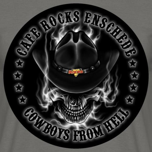Cowboys From Hell - Mannen T-shirt