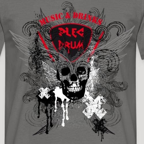 plec skull shirt1 - Männer T-Shirt