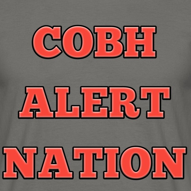 COBH ALERT NATION merchandise