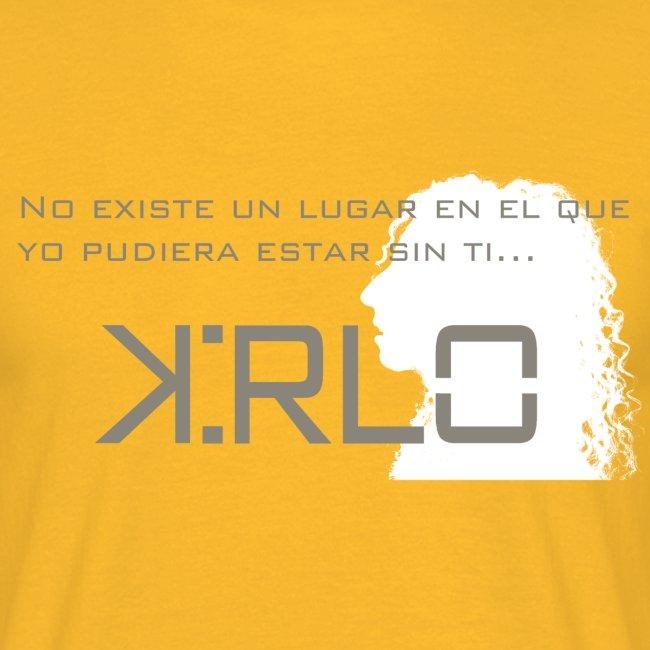 """Camisetas Kirlo """"Sin Ti"""""""