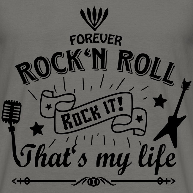 Rock Forever Rock'n Roll