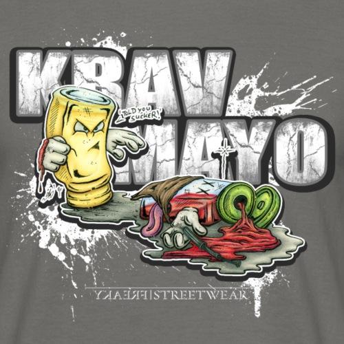 Krav Mayo - Männer T-Shirt