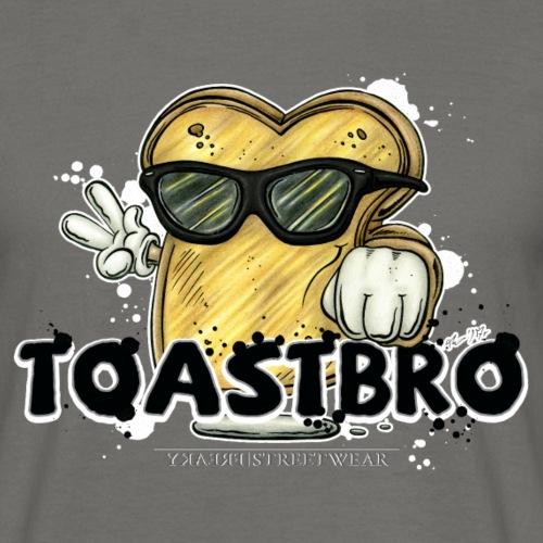 Toastbro - Männer T-Shirt