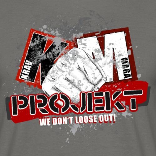KM Pro rot - Männer T-Shirt