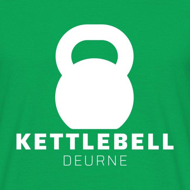 Kettlebell Deurne Wit Logo